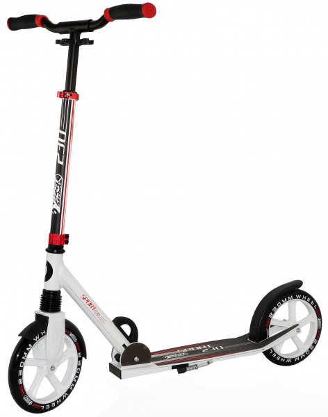 BEST SCOOTER 230 WEISS/ROT