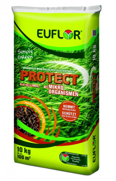 SIMPLY GREEN PROTECT+MIKROORGANISM.10KG