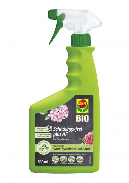 COMPO SCHÄDLINGS-FREI PLUS AF 500ML